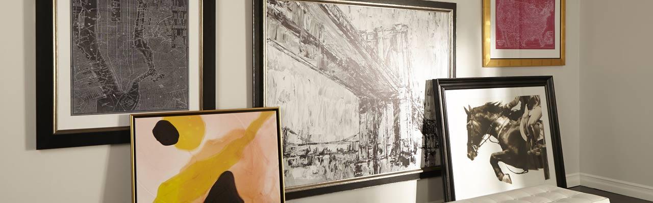 Ethan Allen Wall Art shop custom-framed prints   custom framed art   ethan allen