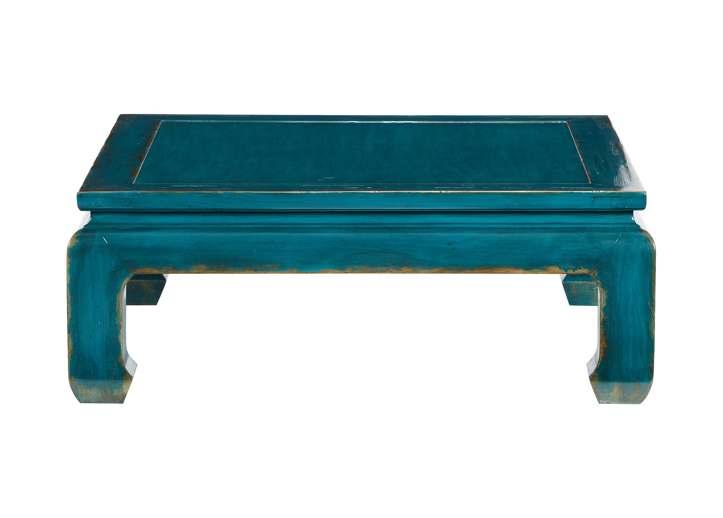 Blue Coffee Table Rascalartsnyc